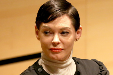 Rose McGowan 53rd New York Film Festival - NYFF Live