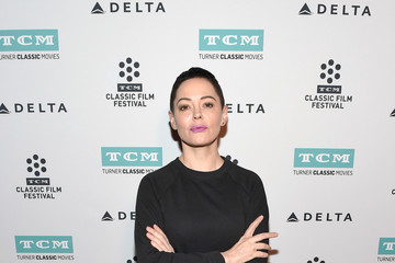 Rose McGowan 2017 TCM Classic Film Festival - Day 4