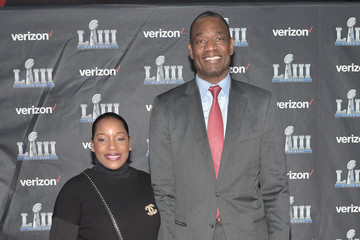 Rose  Mutombo Verizon Hosts World Premiere Event For 'The Team That Wouldn't Be Here' Documentary
