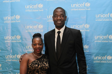 Rose  Mutombo The UNICEF Audrey Hepburn Society Ball