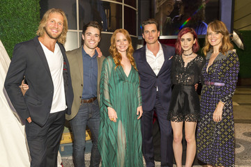 Rosemarie Dewitt Sony Pictures Television Social Soiree Featuring Amazon Pilots, 'The Last Tycoon' and 'The Interestings'