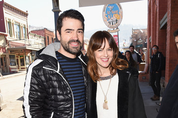 Rosemarie Dewitt Sorel Around Park City: Day 4
