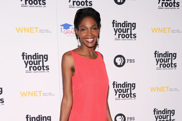 "Roshumba Williams ""Finding Your Roots"" New York Premiere"