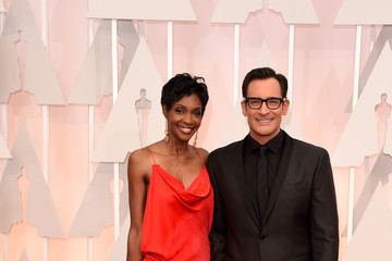 Roshumba Williams Arrivals at the 87th Annual Academy Awards — Part 3