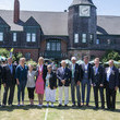 Rosie Casals International Tennis Hall Of Fame Class Of 2018 Induction Ceremony