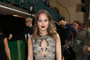 Rosie Fortescue Front Row & Arrivals - Day 2 - LFW September 2016
