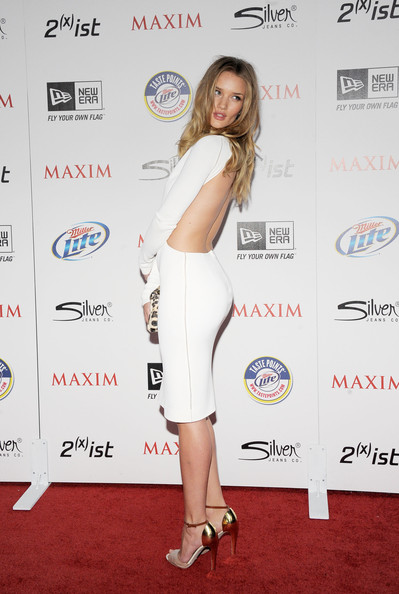 2011 Maxim Hot 100 Party With New Era, Miller Lite, 2(x)ist And Silver Jeans Co. - Arrivals