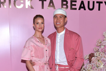 Rosie Huntington-Whiteley Launch Of Patrick Ta's Beauty Collection