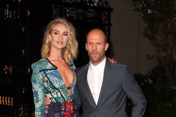 Rosie Huntington-Whiteley Burberry 'London In Los Angeles' Event - Arrivals