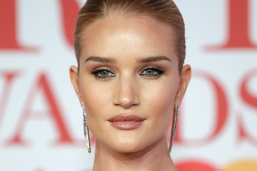 Rosie Huntington-Whiteley The BRIT Awards 2018 - Red Carpet Arrivals