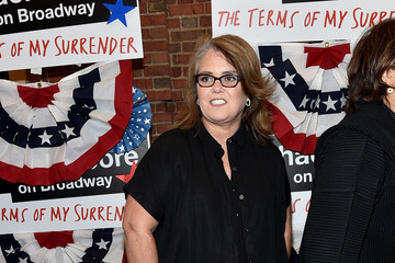 Rosie O'Donnell 'The Terms of My Surrender' Broadway Opening Night - Arrivals & Curtain Call