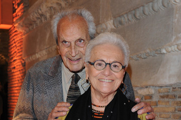 Rosita Missoni (FILE) Italian Fashion Designer Ottavio Missoni Dies at 92