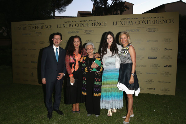 Conde' Nast International Luxury Conference - Welcome Reception