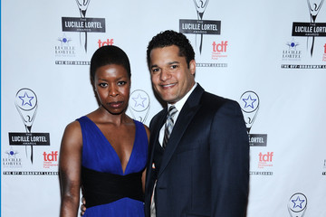 Roslyn Ruff Arrivals at the Lucille Lortel Awards