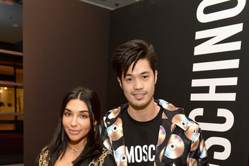 Ross Butler Moschino X H&M Los Angeles Launch Event