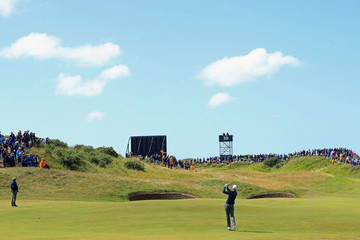 Ross Fisher 146th Open Championship - Day One