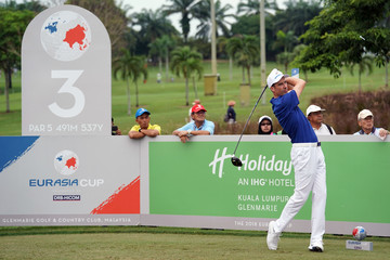 Ross Fisher EURASIA Cup - Day Three