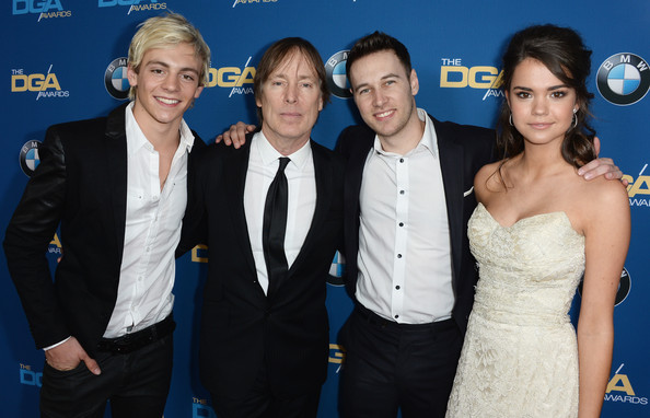 Ross Lynch - 66th Annual Directors Guild Of America Awards - Red Carpet
