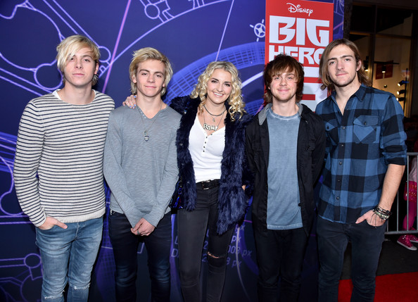 "Ross Lynch - Los Angeles Premiere Of Walt Disney Animation Studios' ""Big Hero 6"" - Red Carpet"