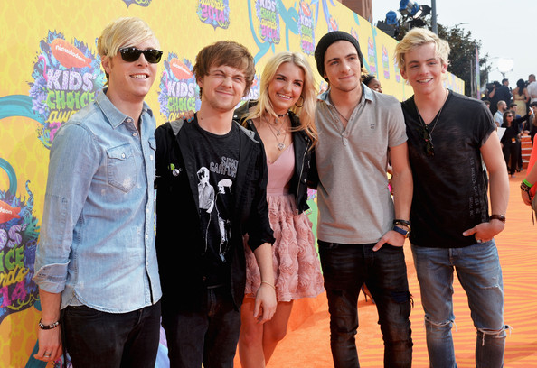 Ross Lynch - Nickelodeon's 27th Annual Kids' Choice Awards - Red Carpet