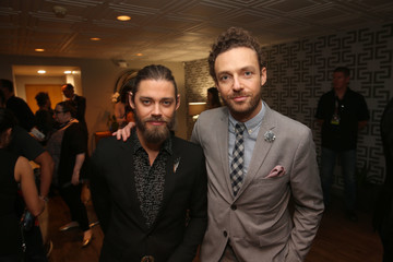 Ross Marquand 'The Walking Dead' 100th Premiere and Party