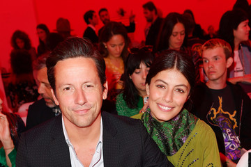 Ross McCall Gucci - Front Row - Milan Fashion Week Spring/Summer 2020