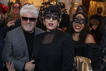 Rossy De Palma Dior Ball: Party in Madrid