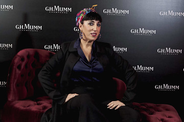 Rossy De Palma 'House of G.H. Mumm' Opening Presentation in Madrid