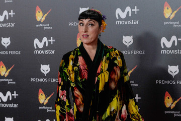 Rossy De Palma Feroz Awards 2018 - Red Carpet