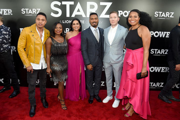 Rotimi Starz 'Power' The Fifth Season NYC Red Carpet Premiere Event And After Party