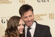 Harry Connick, Jr. and Charlotte Connick Photos Photo