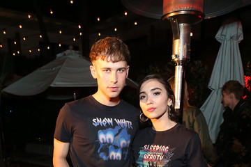 Rowan Blanchard Flaunt And /Nyden Celebrate The New Fantasy Issue With A Dinner Honoring Hari Nef