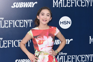 Rowan Blanchard 'Maleficent' Premieres in Hollywood — Part 4