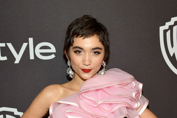Rowan Blanchard The 2019 InStyle And Warner Bros. 76th Annual Golden Globe Awards Post-Party - Red Carpet