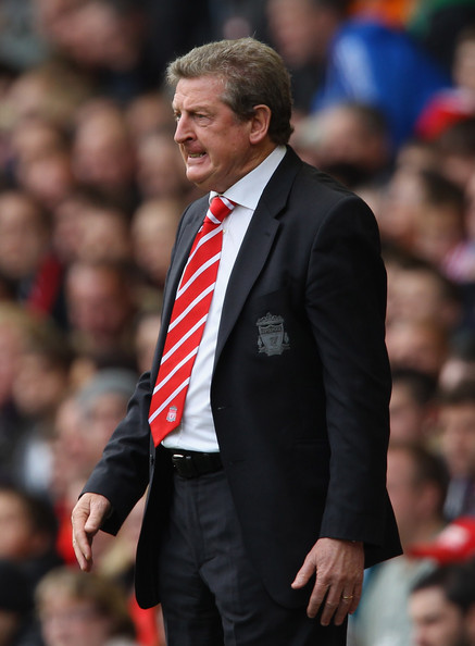 Roy Hodgson - Liverpool v Blackpool - Premier League