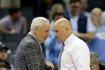 Roy Williams NCAA Basketball Tournament - First Round - Charlotte