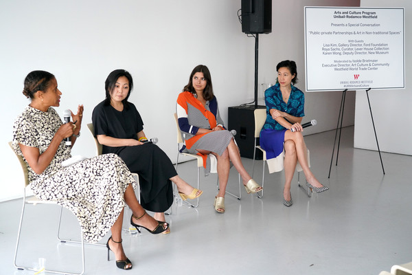 URW Arts And Culture Presents: Public-Private Partnerships And Art In Non Traditional Spaces