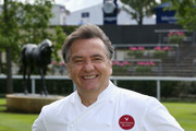 Chef Raymond Blanc during day three of Royal Ascot at Ascot Racecourse on June 19, 2014 in Ascot, England.