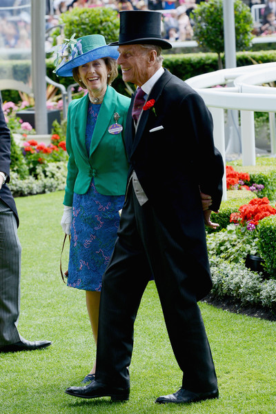 Royal Ascot 2015 - Fashion, Day 4