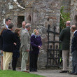 Vice Admiral Timothy Laurence The Royal Family Disembark The Hebridean Princess