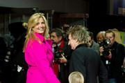 Penny Lancaster and Alastair Stewart Photos Photo