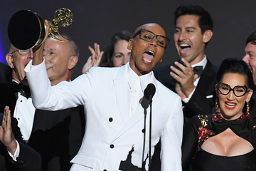 RuPaul Andre Charles Michelle Visage 70th Emmy Awards - Social Ready Content