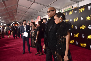 RuPaul Stars And Filmmakers Attend The World Premiere Of 'Solo: A Star Wars Story' In Hollywood