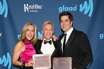 Rubem Robierb VIP Red Carpet Suite at the GLAAD Media Awards