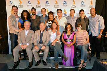 Ruben Juarez III GMA Dove Awards Nominations Press Conference