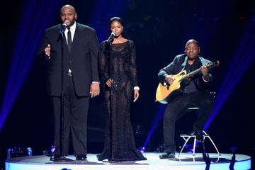 Ruben Studdard FOX's 'American Idol' Finale For The Farewell Season - Show