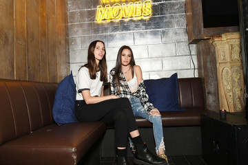 Ruby Aldridge American Eagle Celebrates NYFW With Ne(X)t Level Fall Jeans Party