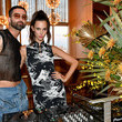 Ruby Aldridge E!, ELLE, And IMG Presented By TRESemmé Host NYFW Kick-Off Party - Inside