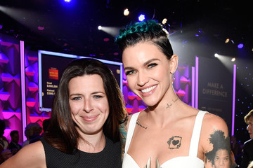 Ruby Rose Dinner and Show - 27th Annual GLAAD Media Awards