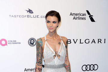 Ruby Rose 25th Annual Elton John AIDS Foundation's Oscar Viewing Party - Arrivals